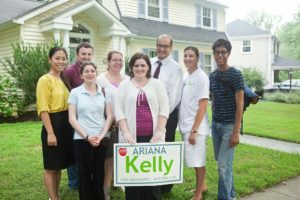 Ariana Kelly for Delegate